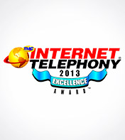 Crexendo Internet Telephony Award