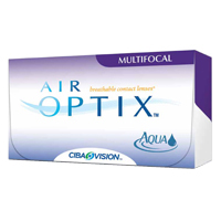 Air Optix Multifocals