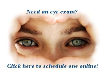 Schedule an eye exam online!
